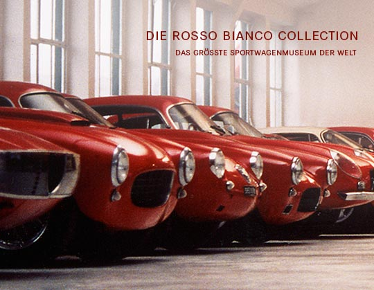 Die Rosso Bianco Collection
